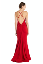 Issue New York Red Gown - Front cropped