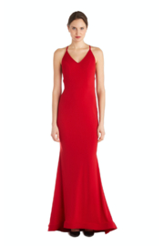 Issue New York Red Gown - Side cropped