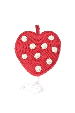 anne-claire petit Red-Heart Music Box - Product List Image