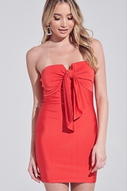 blue blush Red Hot Mini - Front cropped