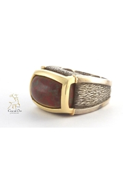 CDO  Red Jasper Ring - Product Mini Image