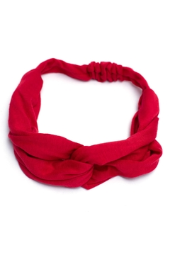 Shoptiques Product: Red Knot Headband