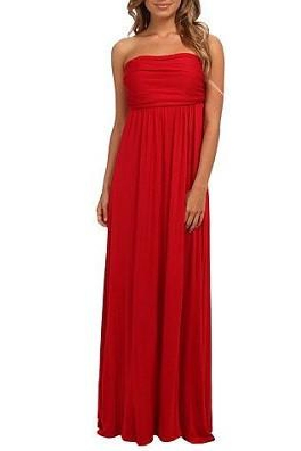 Culture Phit Red Liliana Maxi - Main Image