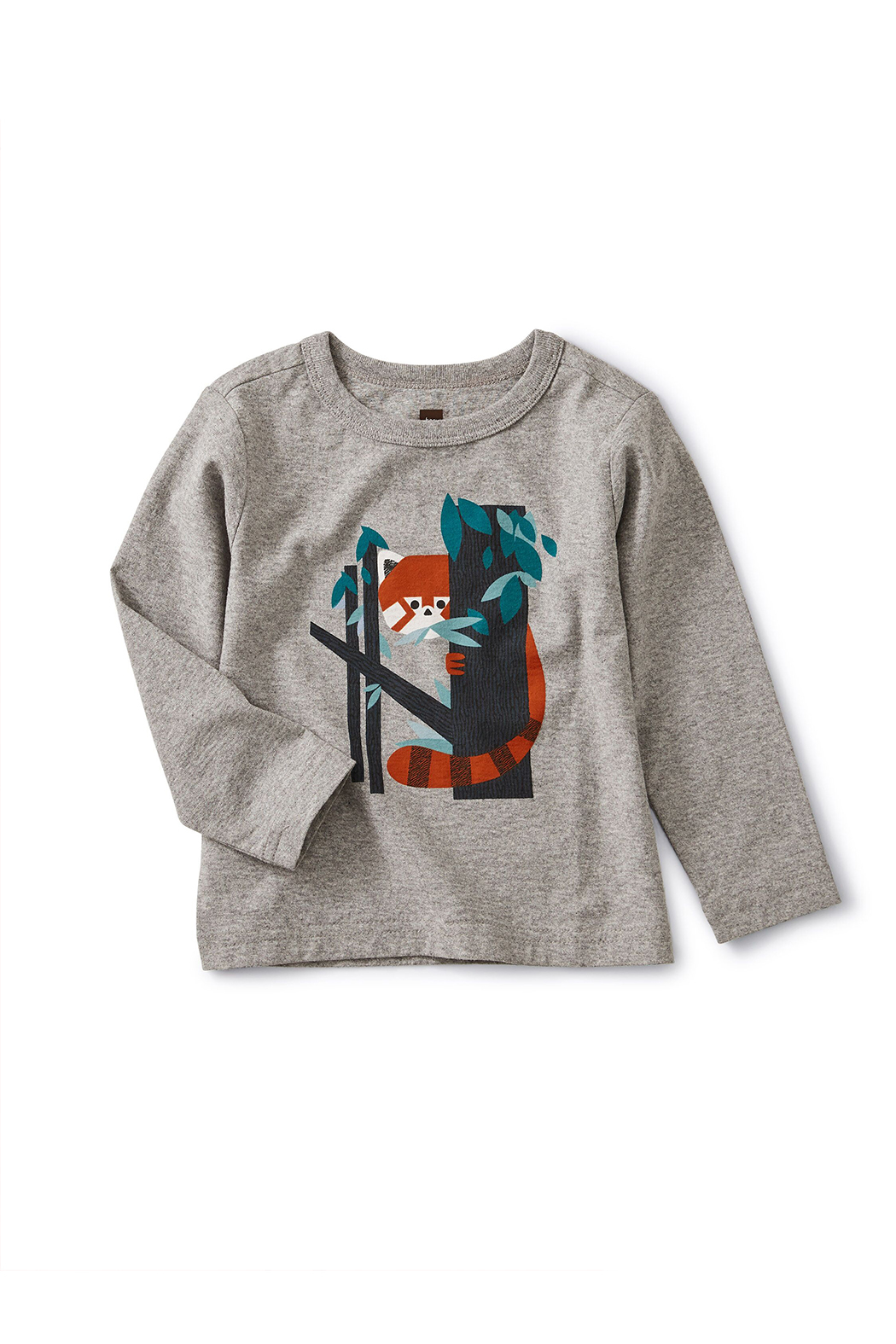 Tea Collection Red Panda Baby Graphic Tee - Main Image
