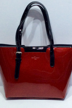 Shoptiques Product: Red patent leather purse
