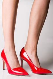 Lady Doc Red Patent Pumps - Other