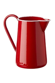 RAZ Imports Red Pitcher - Product Mini Image