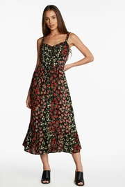 Patrons of Peace RED POSEY DRESS - Product Mini Image
