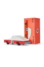 Candylab Toys Red Racer Candycar - Front cropped
