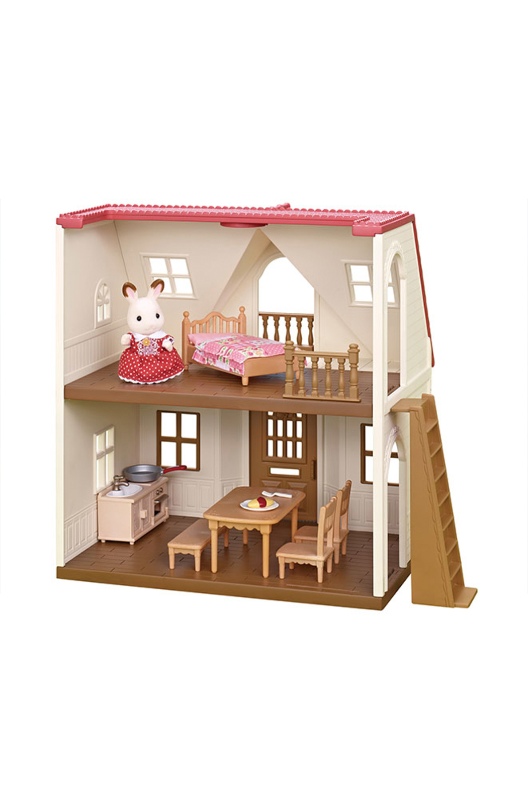 Calico Critters Red Roof Cozy Cottage - Main Image