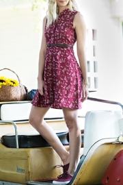 Mata Traders Red Sails Dress - Front full body