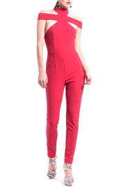 ANA PEREZ Red Sexy Jumpsuit - Product Mini Image