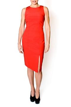 Shoptiques Product: Red Sheath Dress