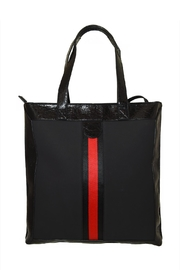 INZI Red Stripe Tote - Product Mini Image