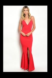 CALS Red Surplice Maxi - Product Mini Image