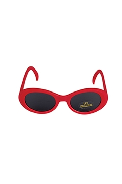 Shoptiques Product: Red Uv Sunglasses
