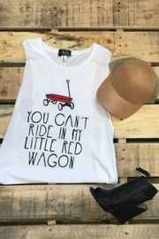 District Red Wagon Tank - Product Mini Image