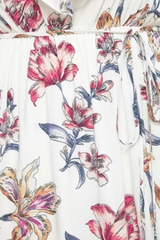 Soprano Red-White-&-Blue Floral Maxi - Other