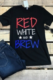 Bella Canvas Red White & Brew - Product Mini Image