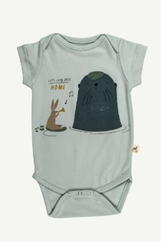 RED CARIBOU Sing Back Onesie - Product Mini Image