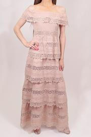 RED Valentino  Blush Tier Gown - Product Mini Image