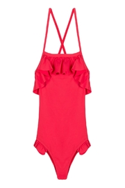 Tartine et Chocolat Redcurrant Swimsuit - Front cropped