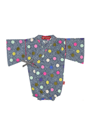 Redfish Kids Clothing Baby Kimono Laplage - Product Mini Image