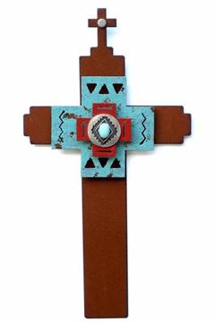 Redford Designs  Wall Cross - Alternate List Image
