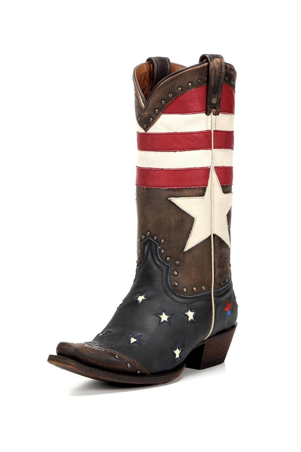 Redneck Riviera Freedom Western Boot From Texas By