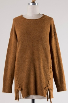 Shoptiques Product: Ree Tie-Detail Sweater