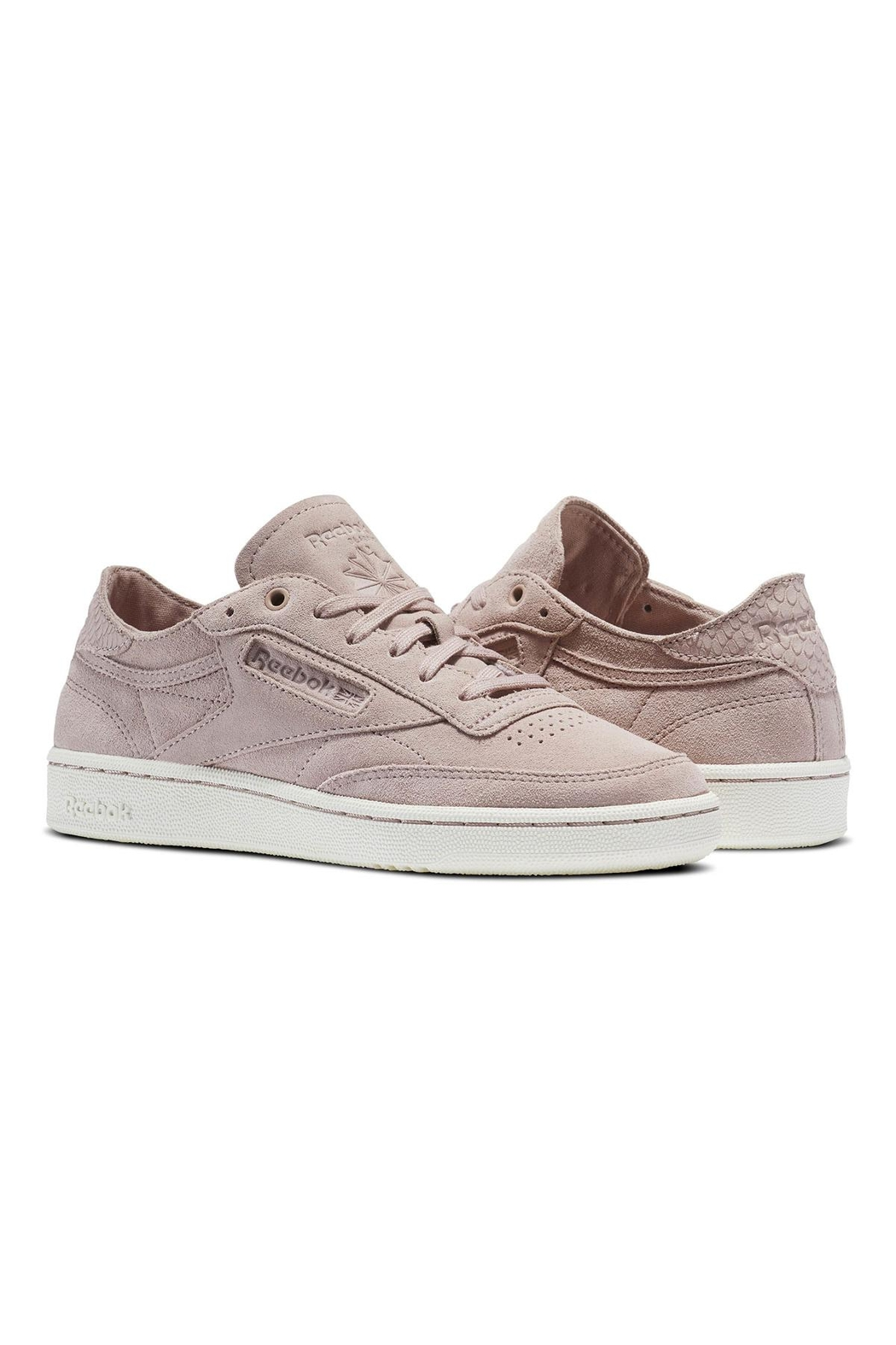 Reebok Club C 85 Shoes - Front Full Image