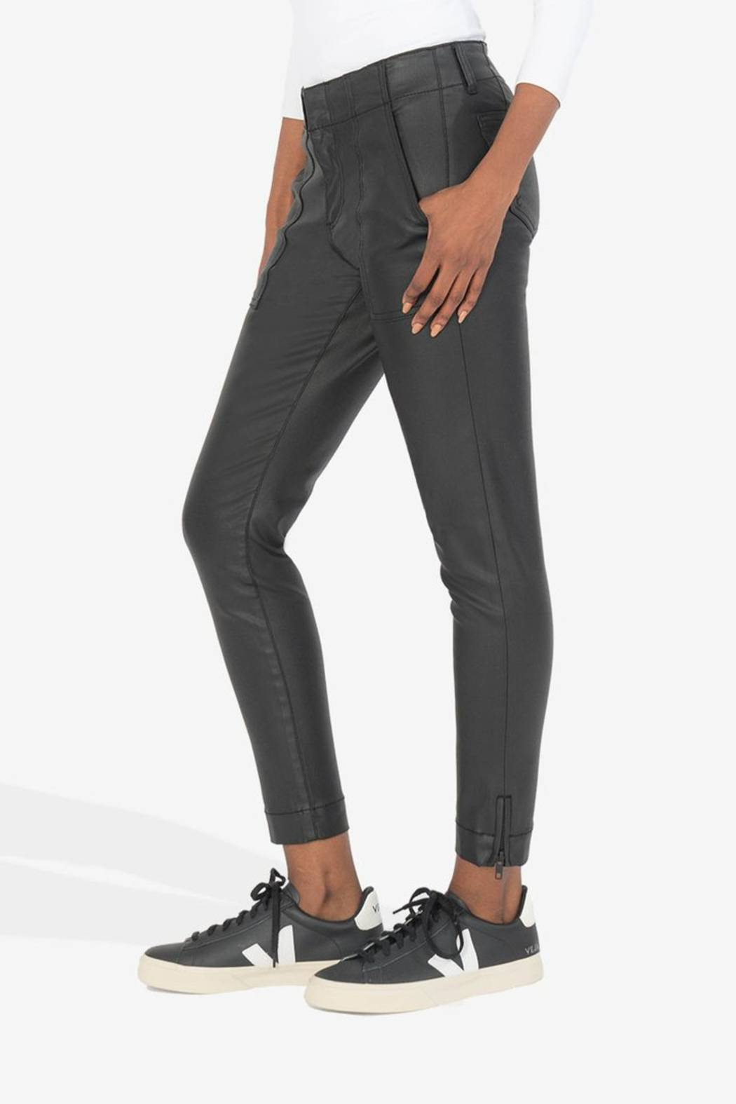 KUT Reese Ankle Straight - Main Image