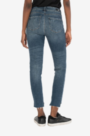 KUT Reese Ankle Straight Leg Jeans - Side cropped