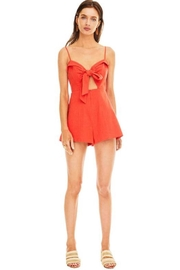 ASTR Reese Romper - Product Mini Image