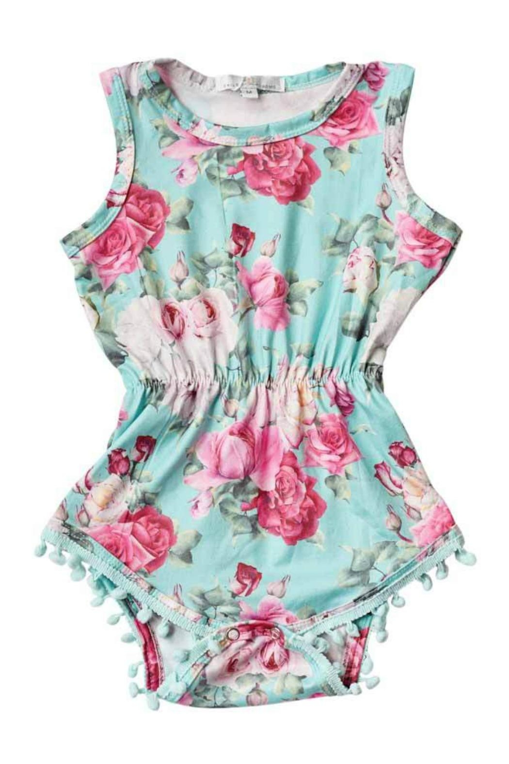 Bailey's Blossoms Reese Romper - Main Image