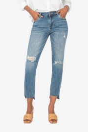 Kut from the Kloth Reese Straight - Front cropped