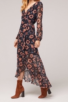 Band Of Gypsies Reese Wrap Maxi - Product List Image