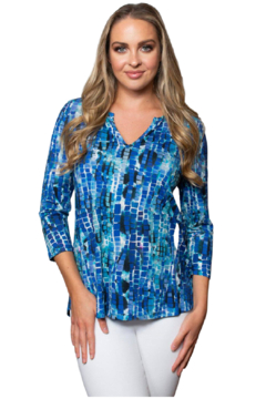 Sno Skins Reflections Knit Top - Alternate List Image