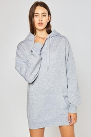 Reflex Oversized Tunic Hoodie - Front cropped