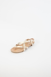 Refresh Twisty Flat Sandals - Product Mini Image
