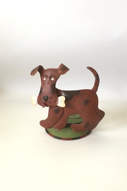 Regal Dog Candle Holder - Product Mini Image