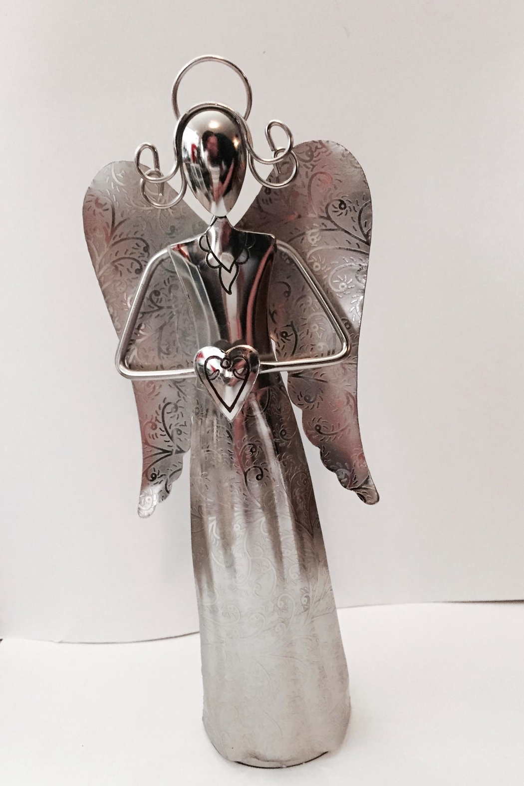 Regal Metal Angel Silver - Front Cropped Image