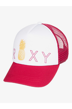 Roxy Reggae Town Trucker Hat - Alternate List Image
