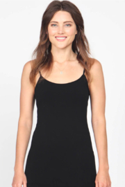 M. Rena  REGULAR FITTED SCOOP CAMI - Product Mini Image