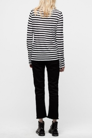 Zadig & Voltaire Regy Stripes Shirt - Side cropped