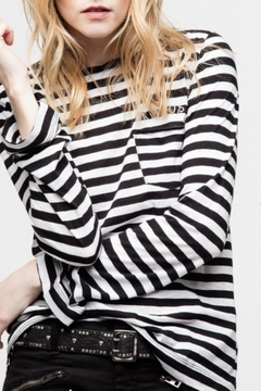 Zadig & Voltaire Regy Stripes Shirt - Product List Image