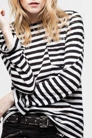 Zadig & Voltaire Regy Stripes Shirt - Product Mini Image