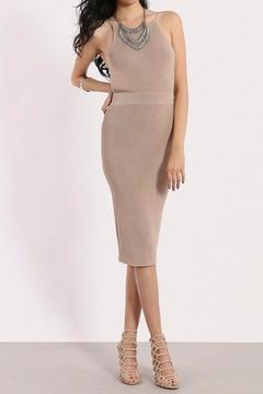 Rehab Backless Knit Dress - Product List Image