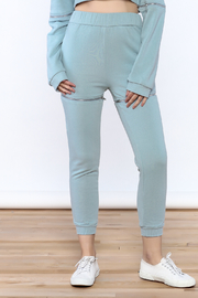 Rehab Soft Blue Sweatpants - Product Mini Image