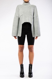 Rehab High Low Sweater - Side cropped